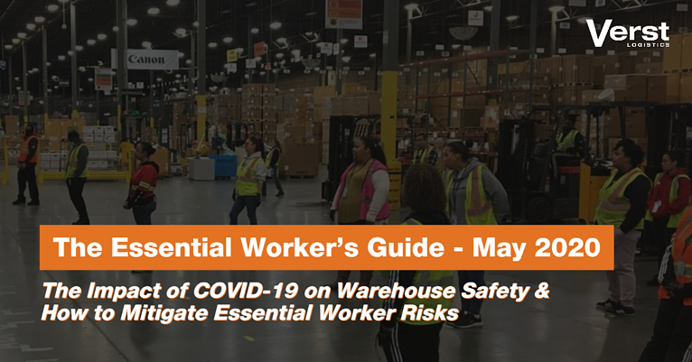 The Impact of COVID-19 on Warehouse Safety & How to Mitigate Risks