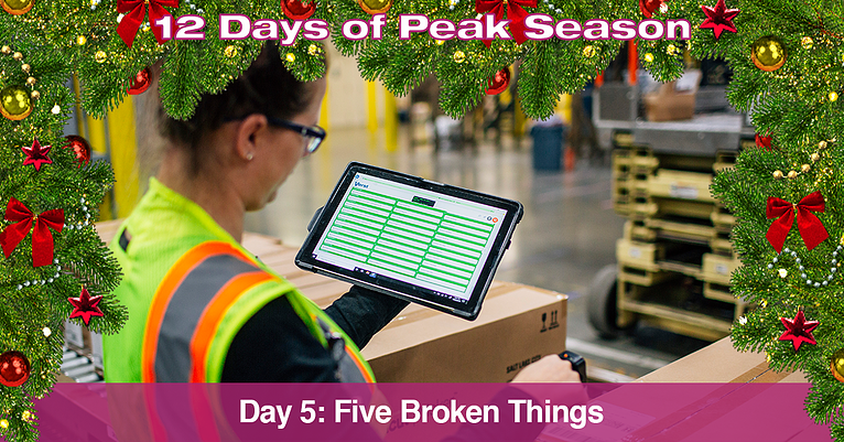 Four Ways to Prevent Damaged Shipments During Peak Season